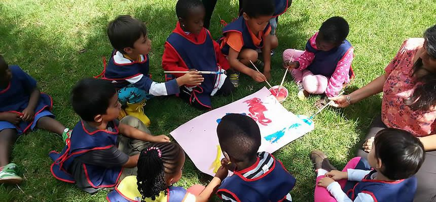 Students Prosper With Montessori Method